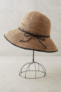 straw hat_anthropologie2