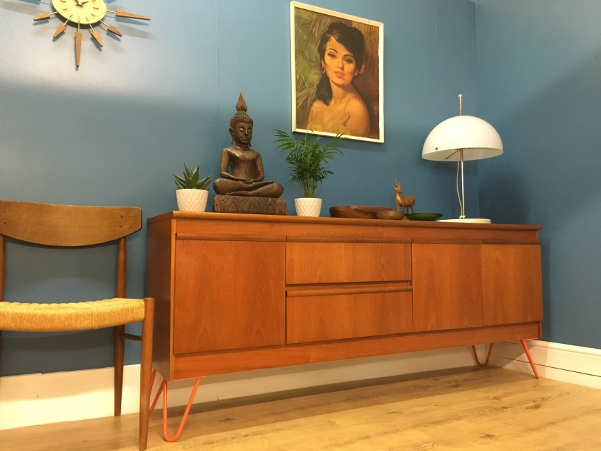 Mid century sideboard c1960s from Oh So Retro!