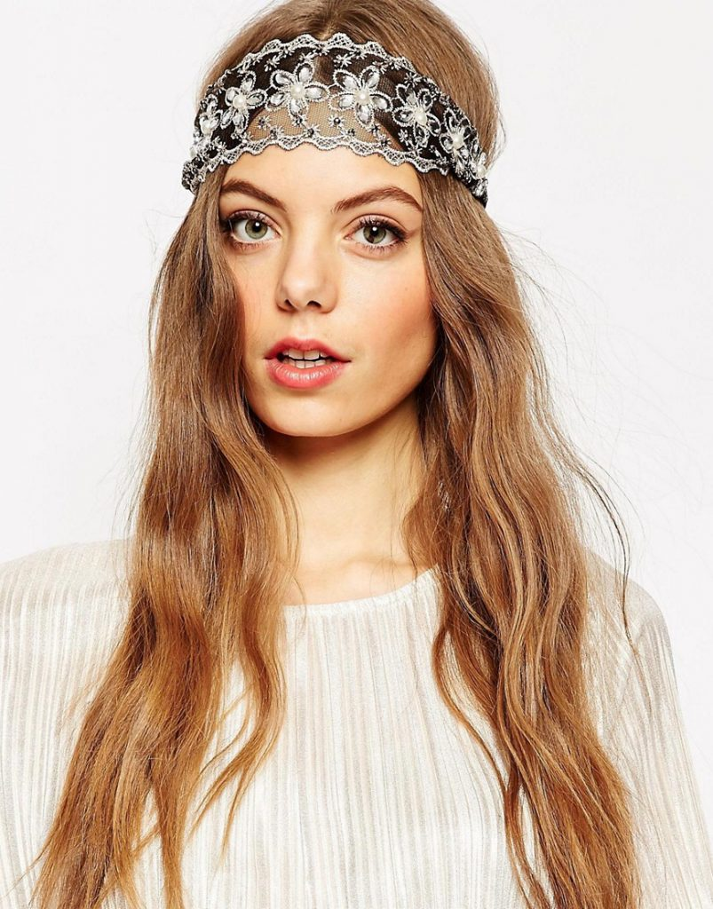 asos headband