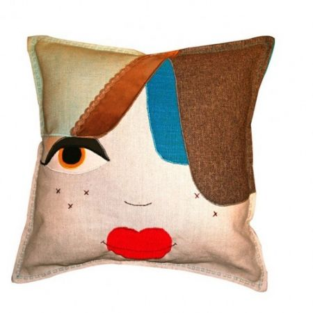 thecraftlab funny pillow