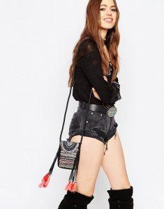 asos embellished bag