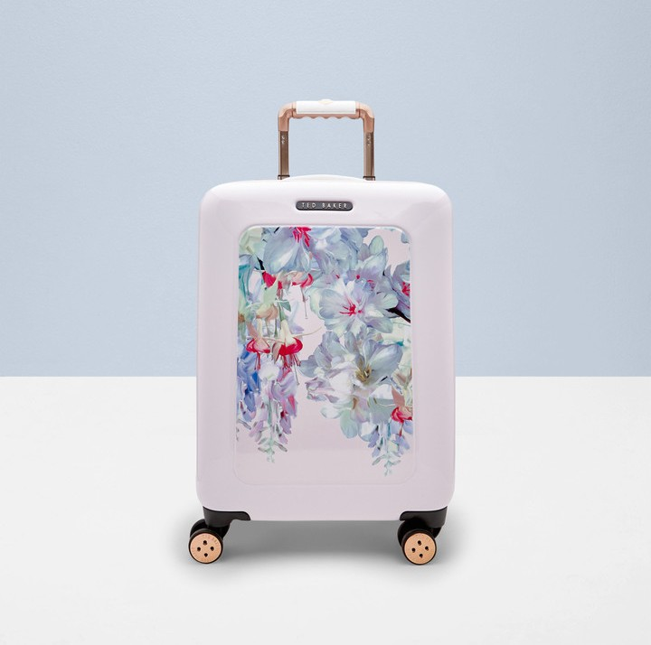 HANGING GARDENS SMALL SUITCASE