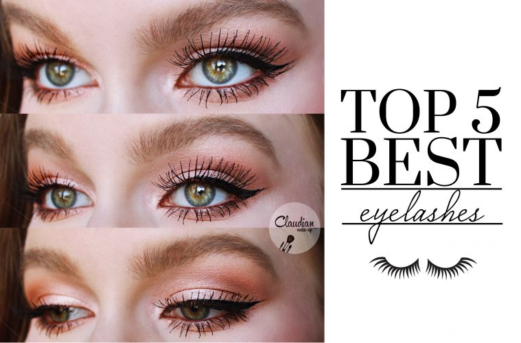 Top 5 Best False Eyelashes For Your Make Up Routine