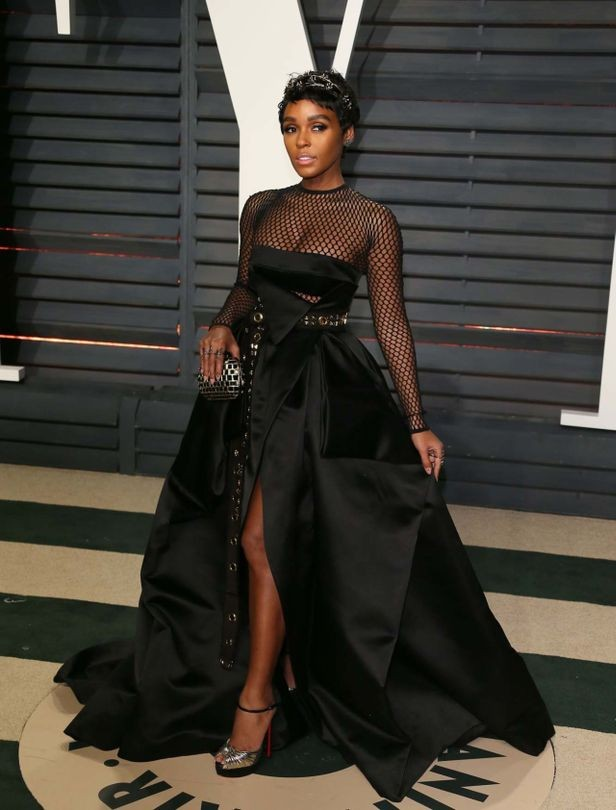 Janelle Monáe in Alexandre Vauthier couture