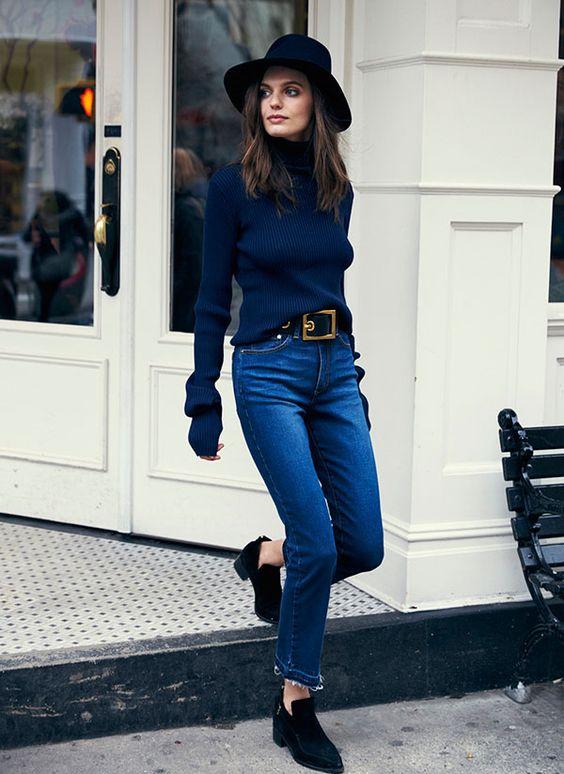street style belt