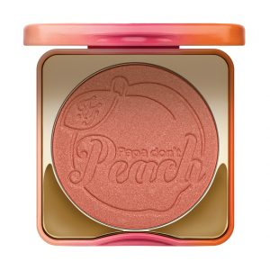 too faced blusher