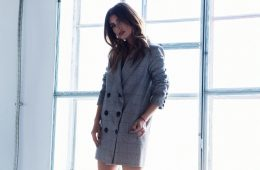 cloche brand coat dress