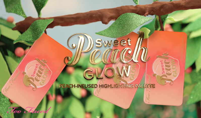 Sweet Peach Glow Too Faced