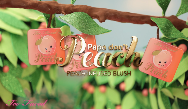 Papa Don't Peach Too Faced