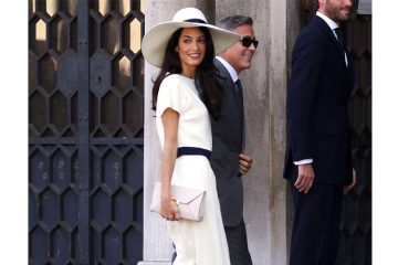 amal clooney style looks