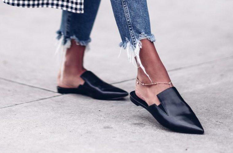 fashionable mules ss17