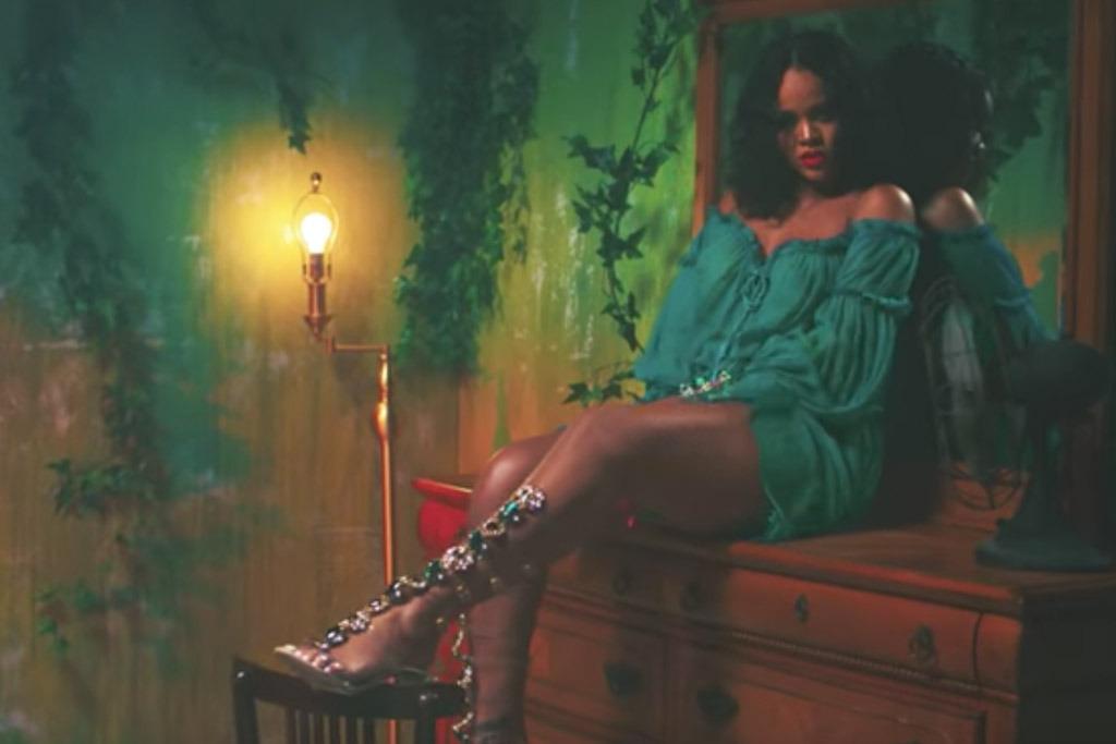 Rihanna - Wild Thoughts look