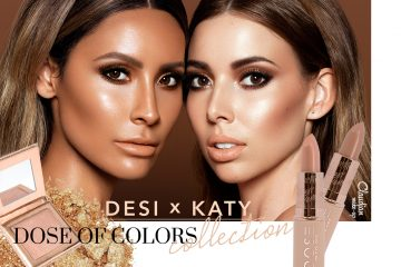 DESI X KATY dose of colors