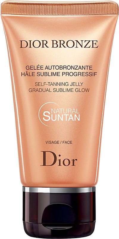 Dior Self-tanning jelly body