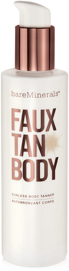 bareMinerals Faux Tan Body Sunless Body Tanner