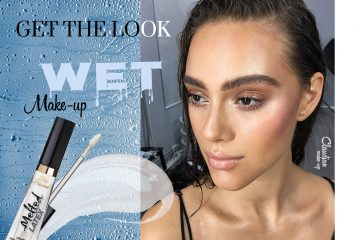 wet look - makeup