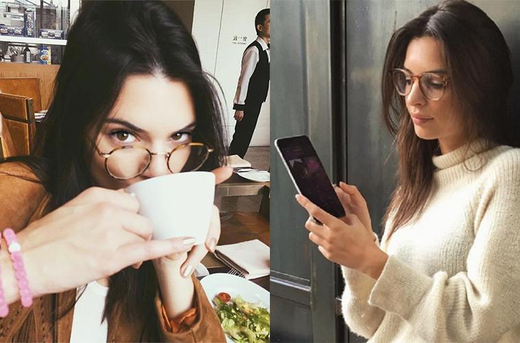 fashionable frames eye glasses