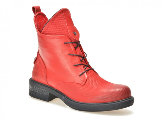flavia passini salamander red shoes boots