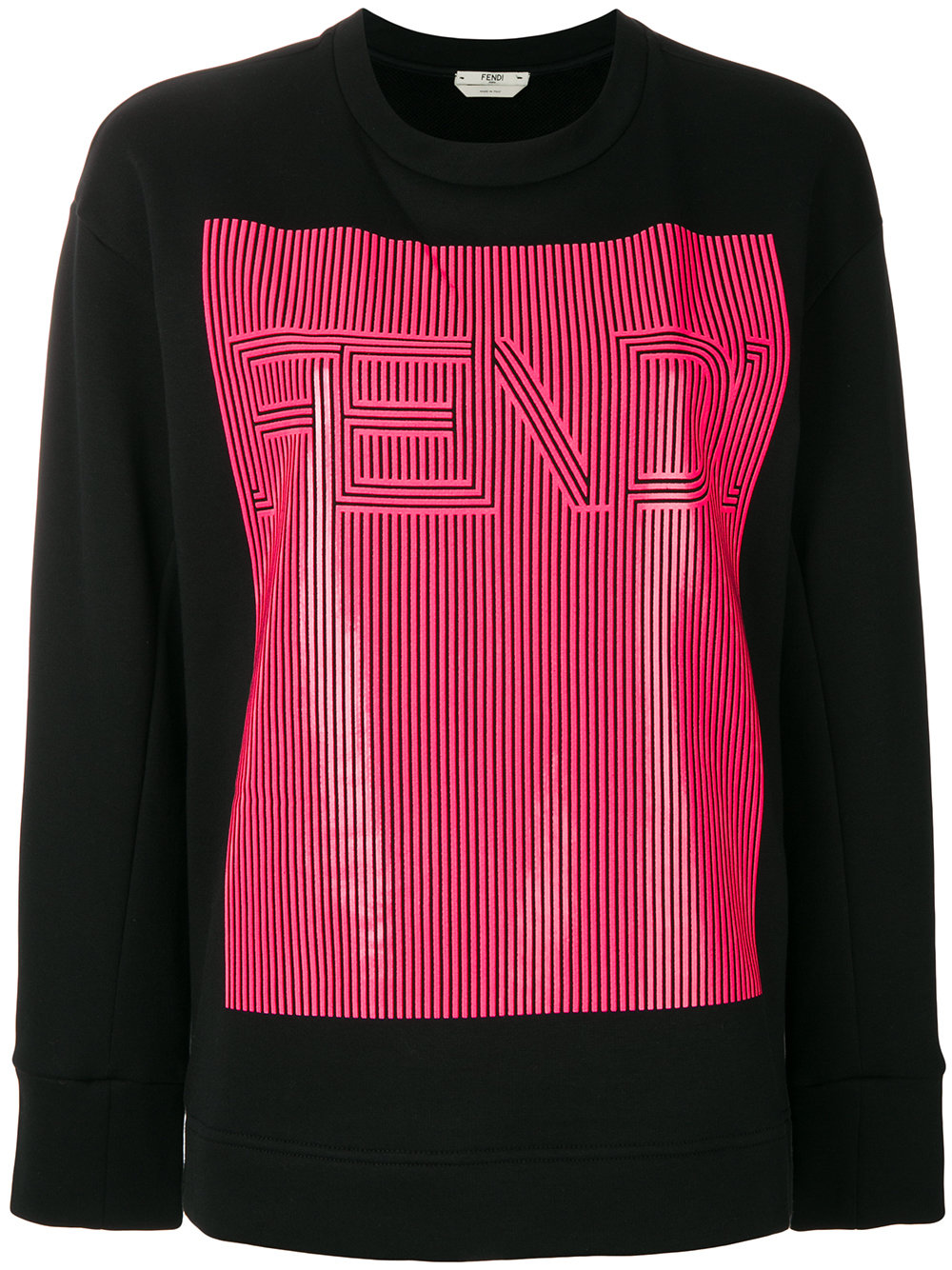 fendi logo sweater