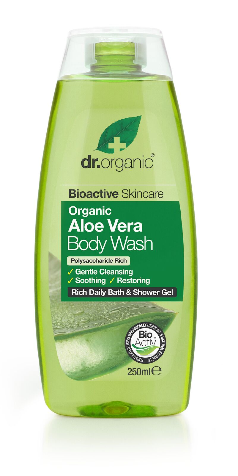 Aloe Body Wash_ Dr. Organic
