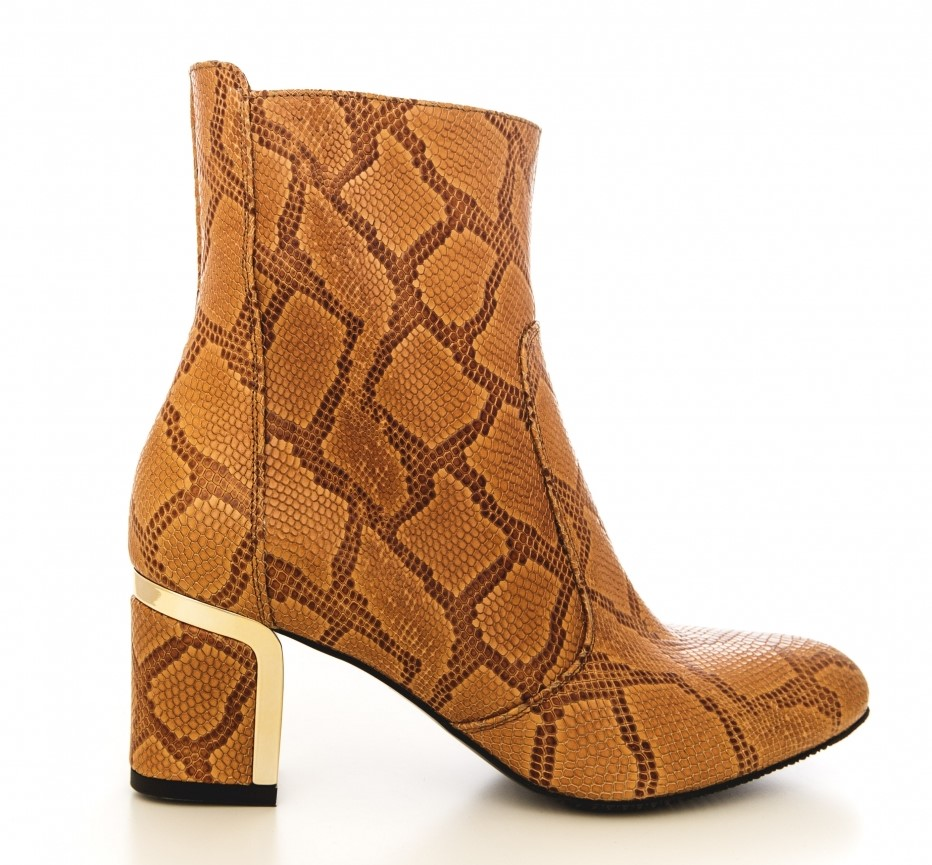 croco leather boots trends 2018