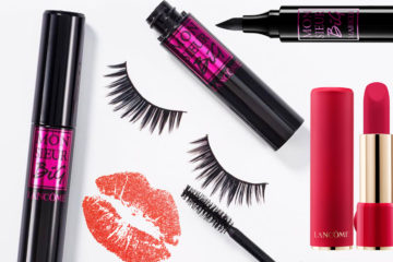 lancome makeup list