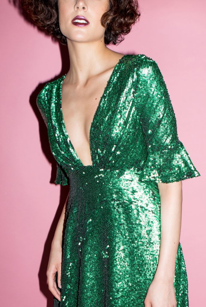 arielle-arielle sequin dress MLH