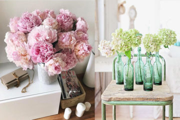 How to choose vases depending on what flowers you love