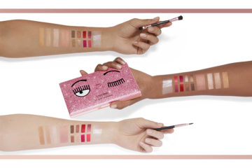 Lancôme x Chiara Ferragni make-up collection