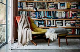 Reading Corner-Decor Ideas