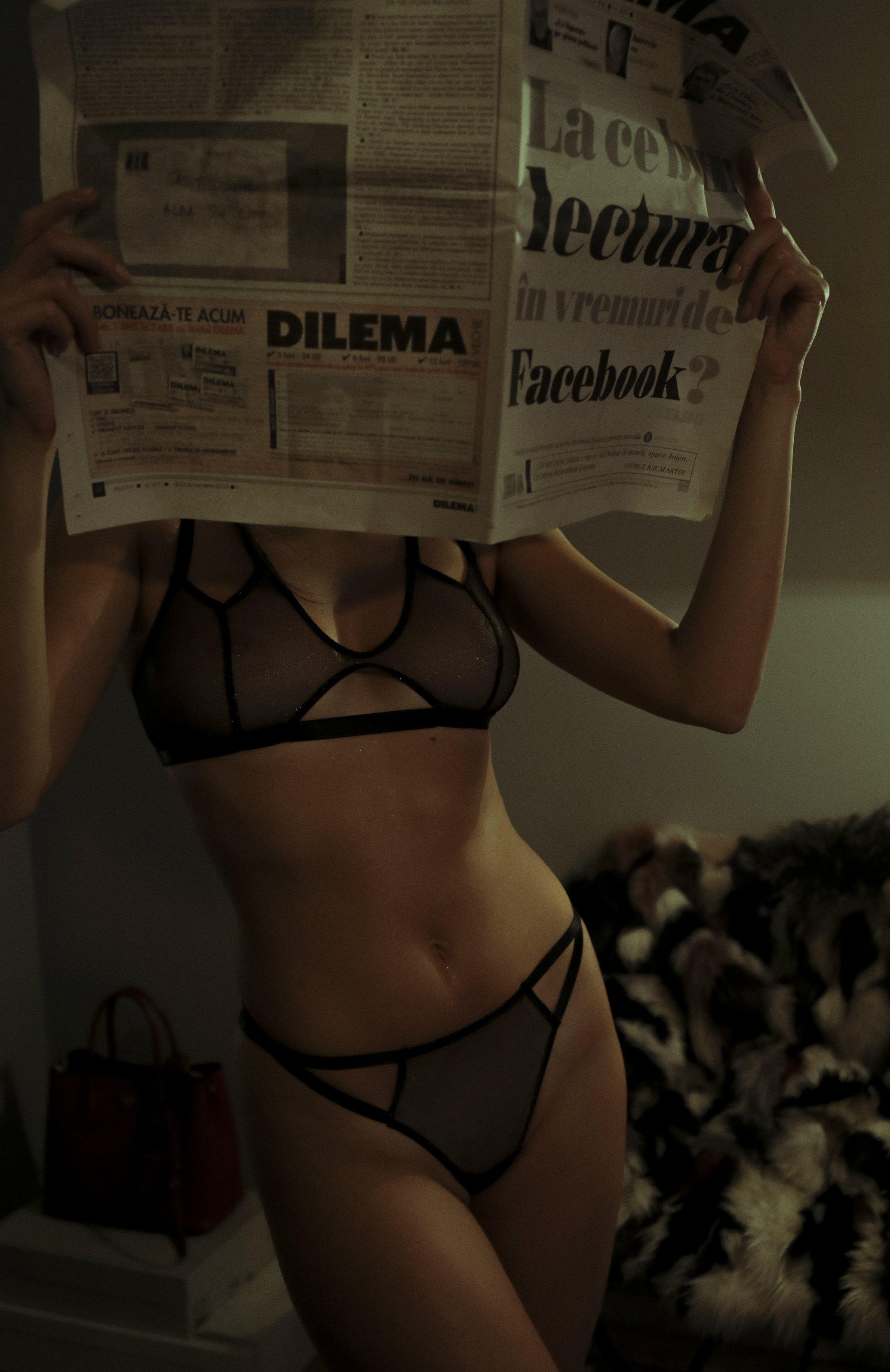 Ludique lingerie set
