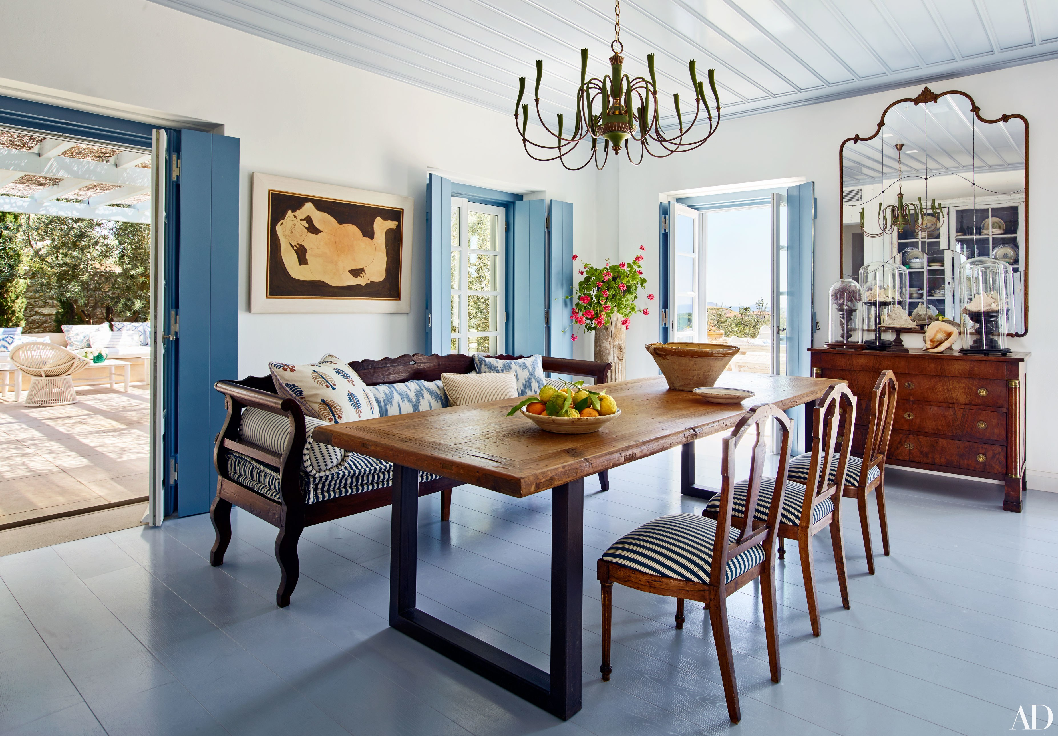 Greek Style Decor Inspiration For Your Own Crib