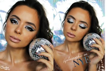 HOLOGRAPHIC MAKE-UP