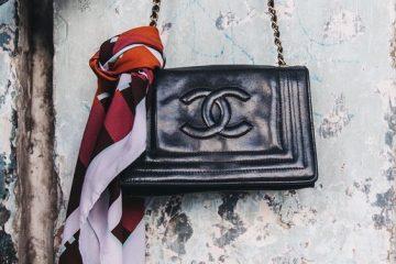 scarf&bag