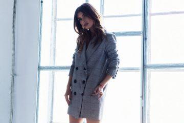 cloche brand coat dress