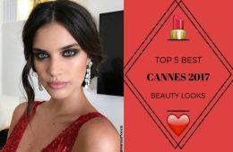 Cannes 2017 makeup beauty