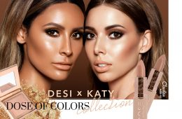 DESI X KATY dose of colors