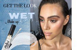 wet look - makeup