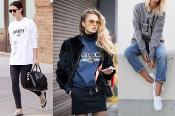 logo sweaters trend