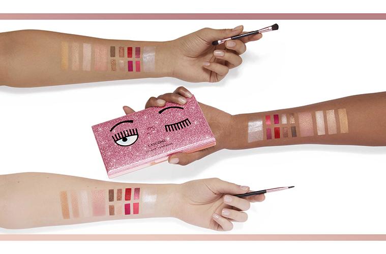 Lancôme x Chiara Ferragni make-up collection