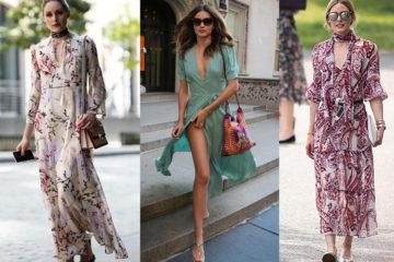 3 Maxi Designer Dresses summer