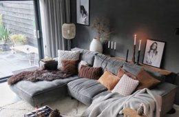 Livingroom pillows decor
